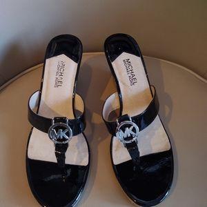 Michael Kors Size 10 logo shoes sandals